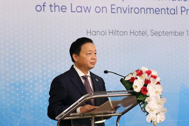 Bộ trưởng Trần Hồng Hà: Môi trường không khí ở Rạng Đông đã ở ngưỡng an toàn - 1