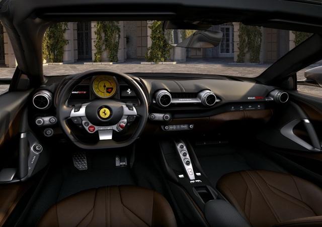 Ferrari 812 GTS - Thổi bay những giới hạn - 7