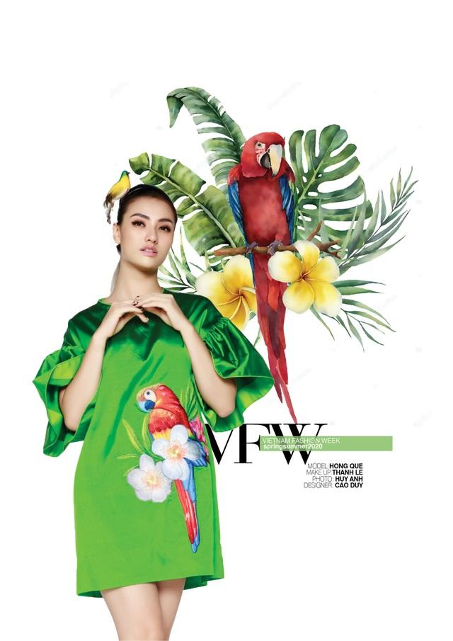 """Người mẫu quá khổ lên sàn diễn và cuộc chơi """"độc - đẹp"""" của thời trang thuần Việt - 19"""