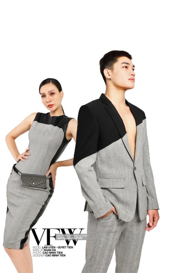 """Người mẫu quá khổ lên sàn diễn và cuộc chơi """"độc - đẹp"""" của thời trang thuần Việt - 22"""