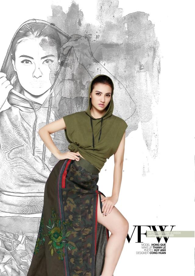 """Người mẫu quá khổ lên sàn diễn và cuộc chơi """"độc - đẹp"""" của thời trang thuần Việt - 14"""