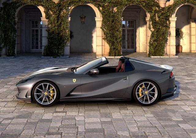 Ferrari 812 GTS - Thổi bay những giới hạn - 4