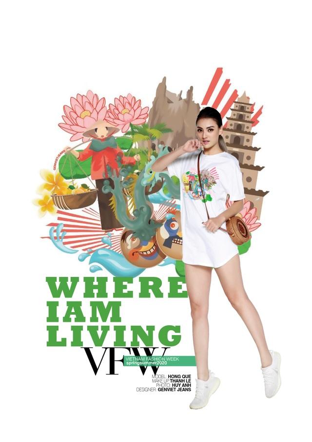 """Người mẫu quá khổ lên sàn diễn và cuộc chơi """"độc - đẹp"""" của thời trang thuần Việt - 33"""