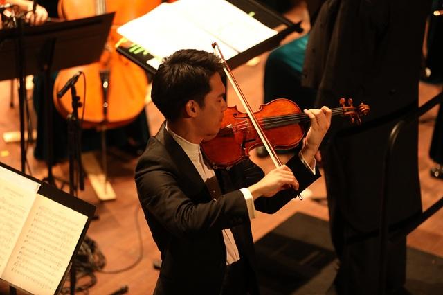 Đông Nhi phấn khích khi được hát cùng dàn nhạc giao hưởng - 7