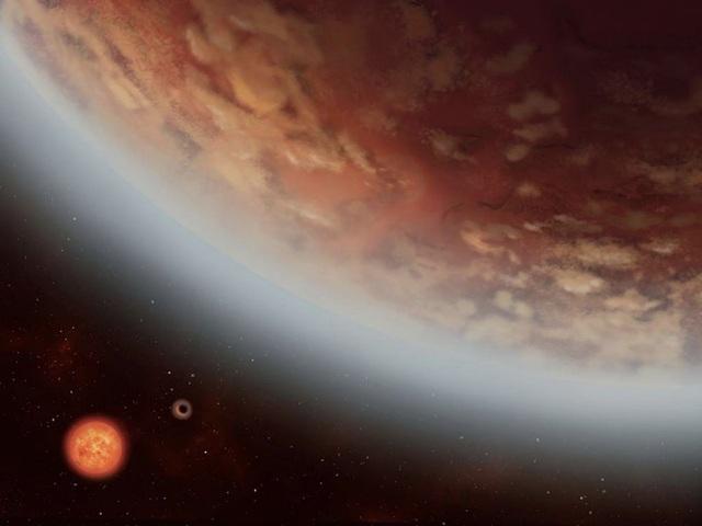 Phát hiện hành tinh bí ẩn có nước trong khí quyển - 1