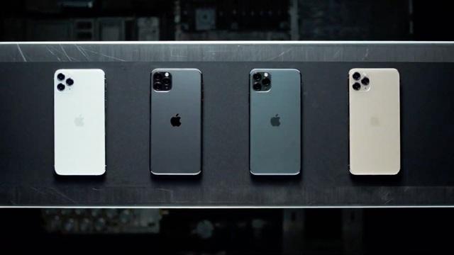 iPhone 11 Pro loạn giá ở Việt Nam, màu xanh rêu sẽ gây sốt - 2
