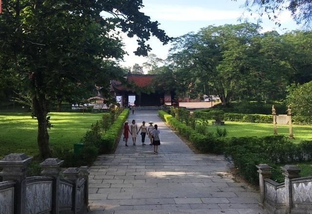"""Kỳ bí câu chuyện cây lim cổ thụ 600 năm tuổi """"hiến thân"""" tại Lam Kinh - 1"""