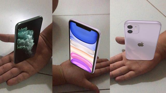 Cách trên tay sớm iPhone 11, iPhone 11 Pro bằng công nghệ AR - 3
