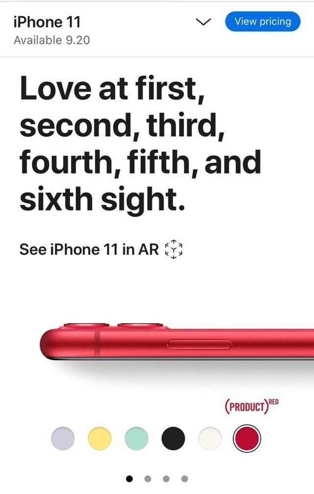 Cách trên tay sớm iPhone 11, iPhone 11 Pro bằng công nghệ AR - 1