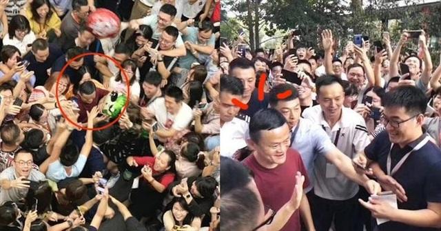 Jack Ma khóc nức nở bên tiếng nhạc rock ngày chia tay Alibaba - 2