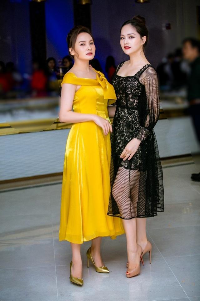 """Lan Phương và Bảo Thanh như """"chị em song sinh thất lạc"""" - 3"""