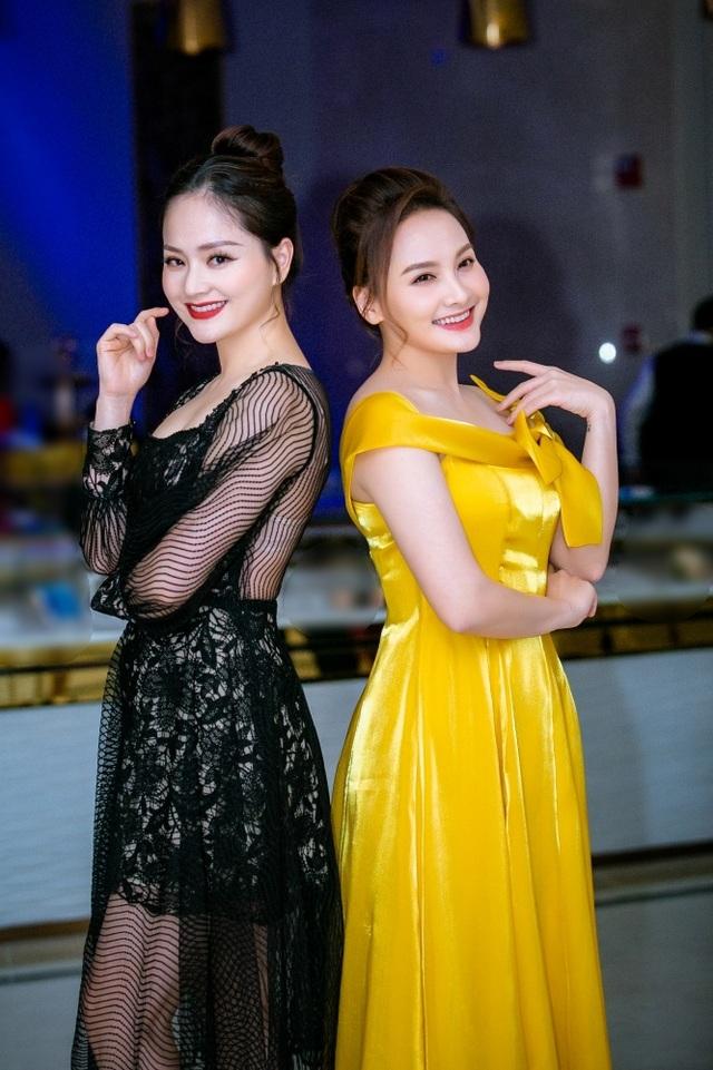 """Lan Phương và Bảo Thanh như """"chị em song sinh thất lạc"""" - 1"""