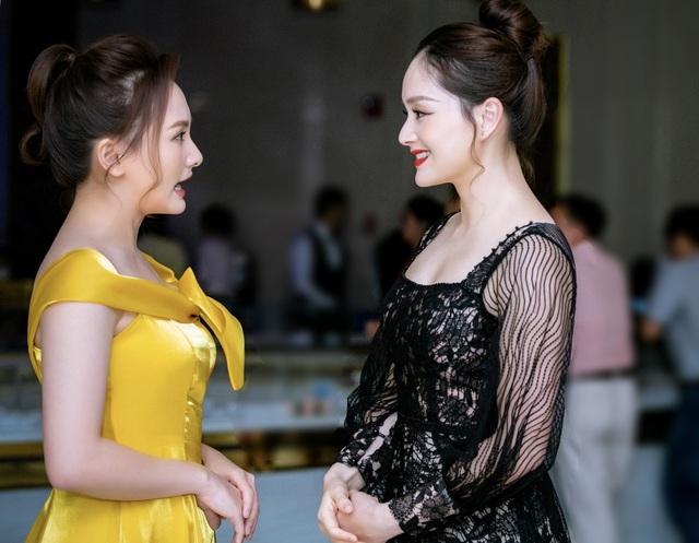 """Lan Phương và Bảo Thanh như """"chị em song sinh thất lạc"""" - 5"""