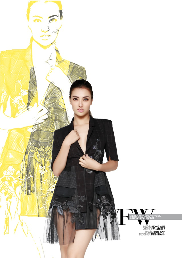 """Người mẫu quá khổ lên sàn diễn và cuộc chơi """"độc - đẹp"""" của thời trang thuần Việt - 11"""