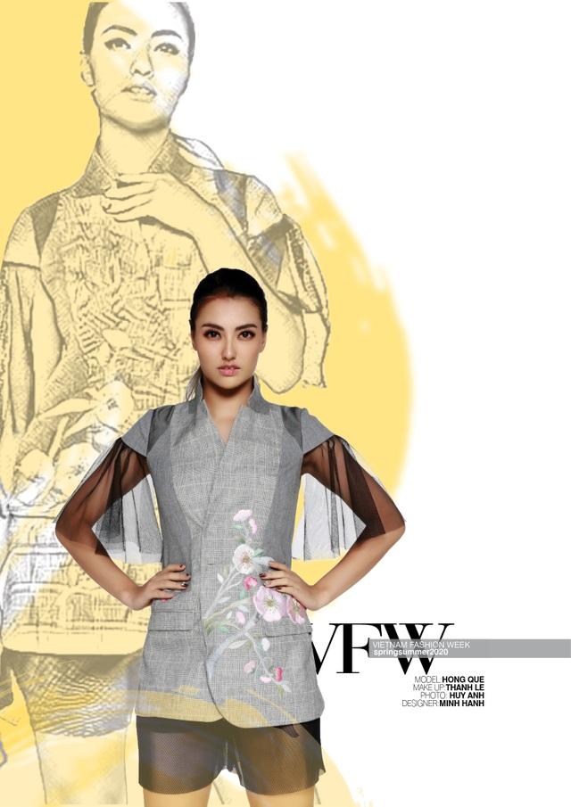 """Người mẫu quá khổ lên sàn diễn và cuộc chơi """"độc - đẹp"""" của thời trang thuần Việt - 12"""