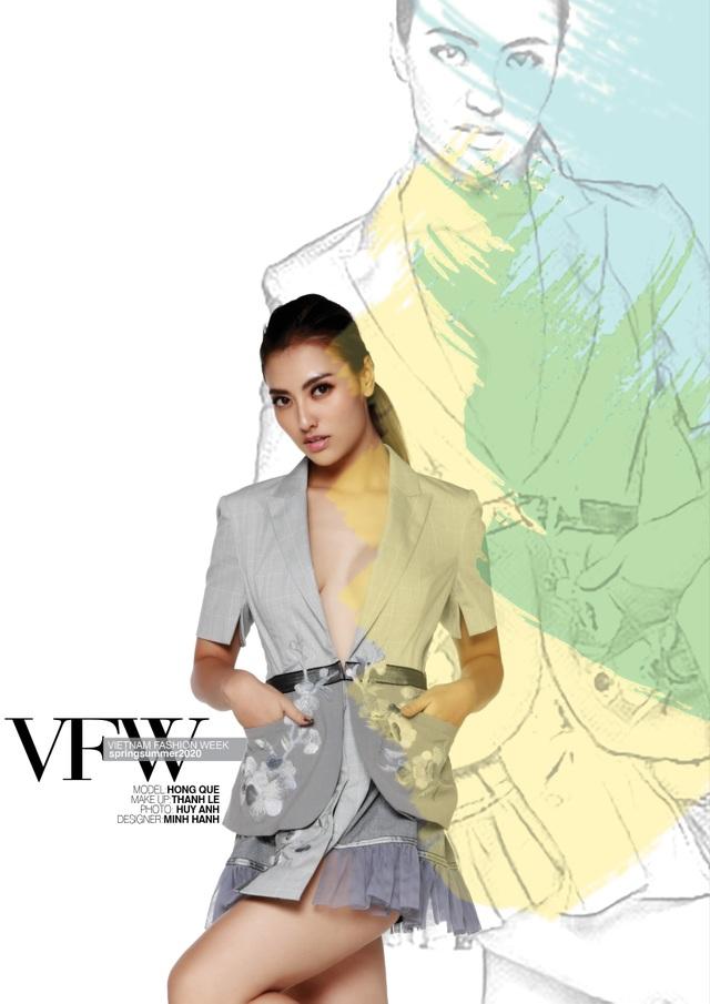 """Người mẫu quá khổ lên sàn diễn và cuộc chơi """"độc - đẹp"""" của thời trang thuần Việt - 10"""