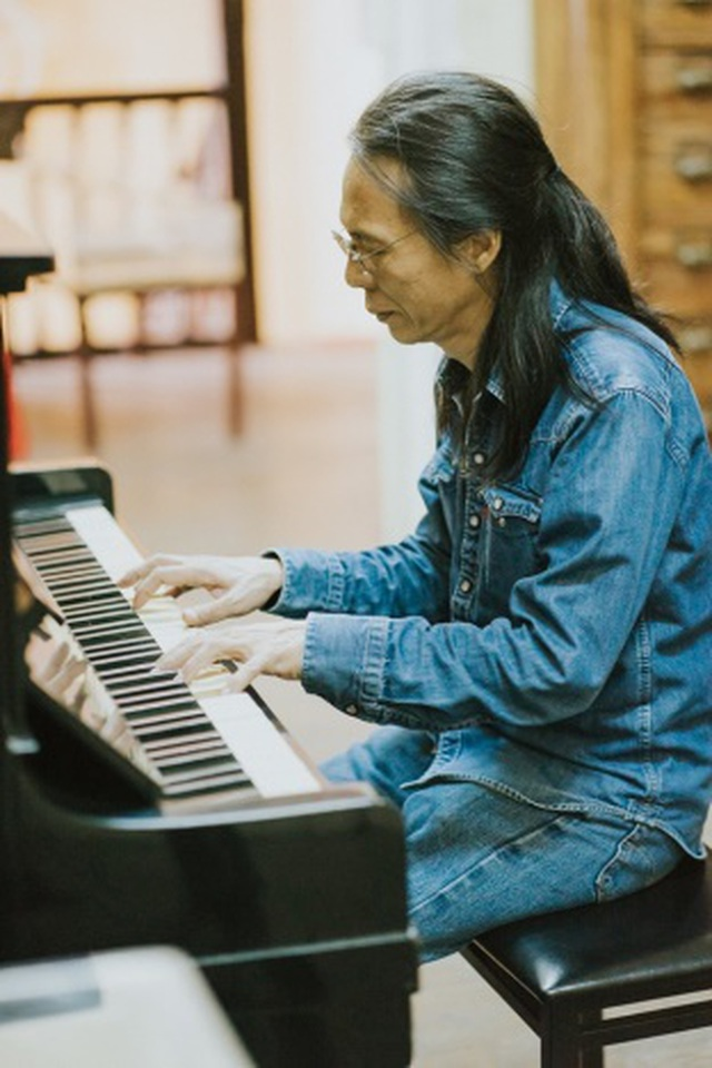 Nhạc sĩ Nguyễn Quang trải lòng về ca khúc của cha mình - 4