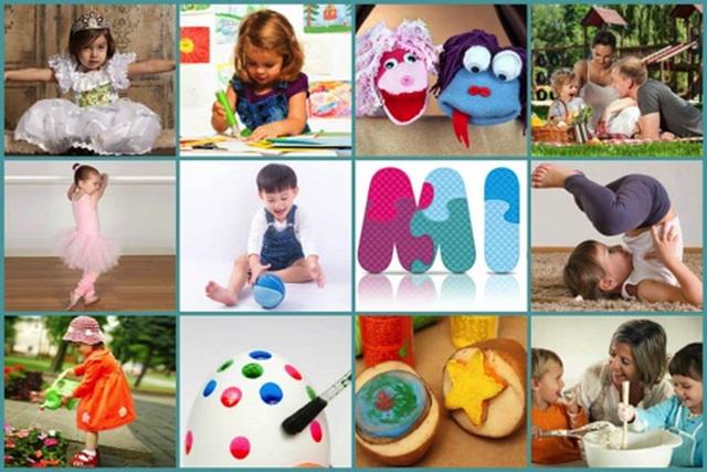 Những hoạt động kích thích sáng tạo cho trẻ nhỏ ở lứa tuổi mầm non - 1