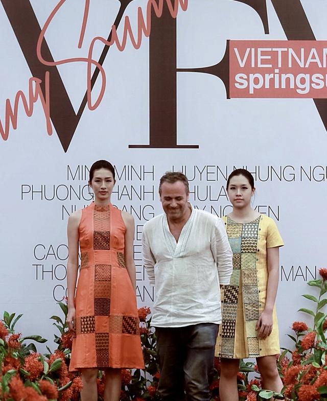 """Người mẫu quá khổ lên sàn diễn và cuộc chơi """"độc - đẹp"""" của thời trang thuần Việt - 31"""