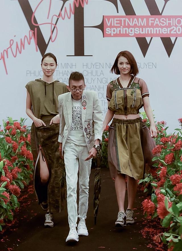 """Người mẫu quá khổ lên sàn diễn và cuộc chơi """"độc - đẹp"""" của thời trang thuần Việt - 13"""