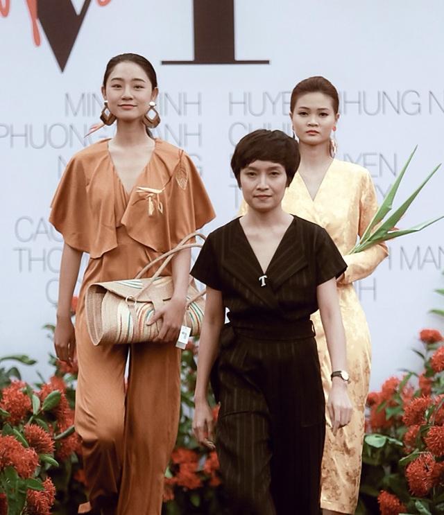 """Người mẫu quá khổ lên sàn diễn và cuộc chơi """"độc - đẹp"""" của thời trang thuần Việt - 5"""