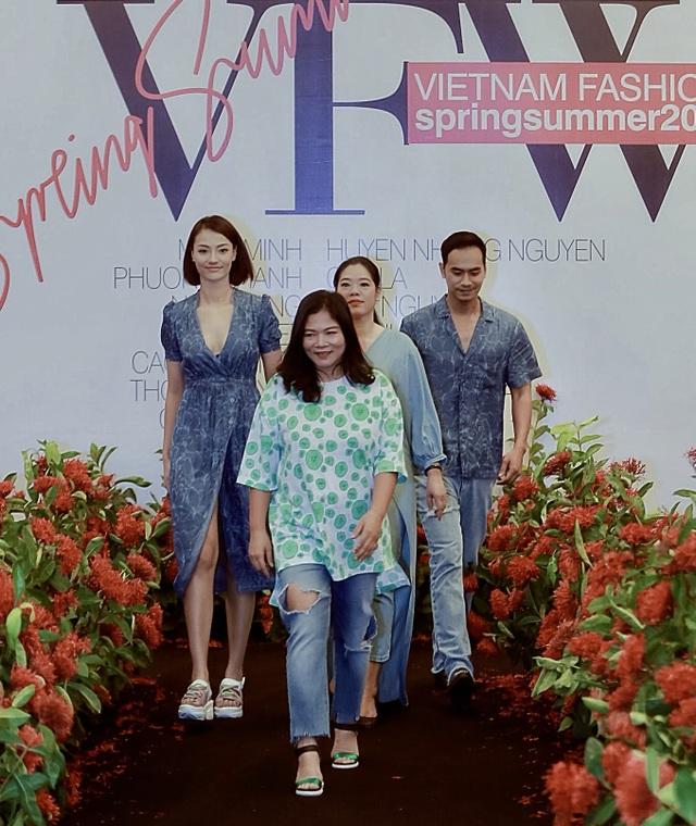 """Người mẫu quá khổ lên sàn diễn và cuộc chơi """"độc - đẹp"""" của thời trang thuần Việt - 6"""