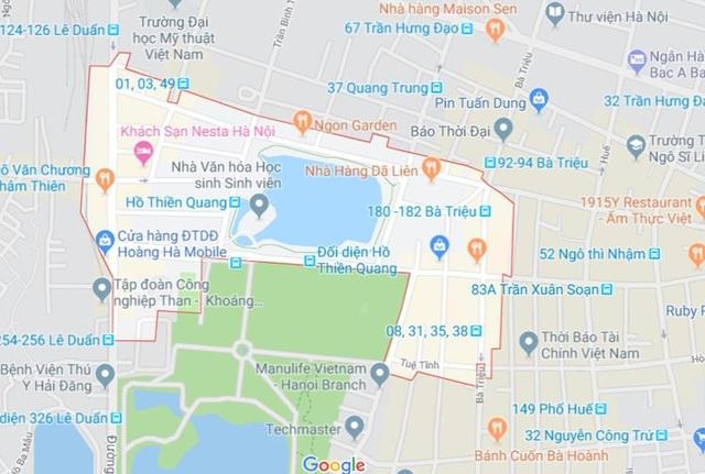 Hà Nội sáp nhập 4 phường thuộc quận Hai Bà Trưng trong năm nay - 1