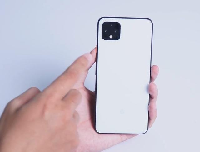 Chưa ra mắt, smartphone Google Pixel 4 XL bất ngờ xuất hiện tại Việt Nam - 1