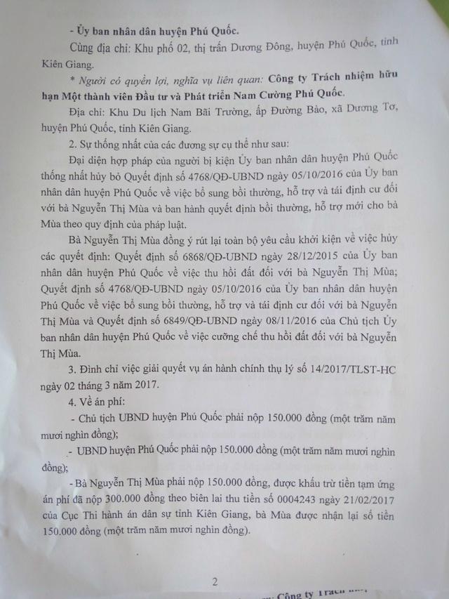 """Bài 2: Bi hài chuyện 13 hộ dân bị thu hồi hàng ngàn mét vuông đất… chỉ nhận """"0 đồng""""? - 4"""