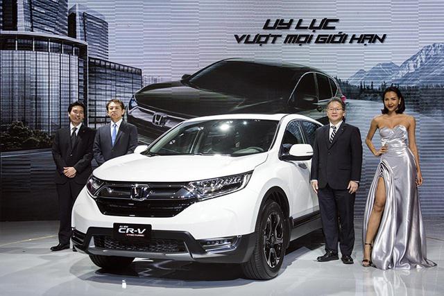 Tăng sức cạnh tranh, Honda tặng xe đạp cho khách mua xe CR-V và HR-V - 2