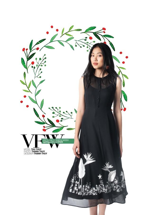 """Người mẫu quá khổ lên sàn diễn và cuộc chơi """"độc - đẹp"""" của thời trang thuần Việt - 21"""