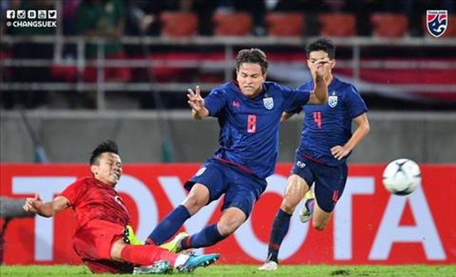Thái Lan có nguy cơ mất trụ cột ở cuộc tái đấu tuyển Việt Nam - 1
