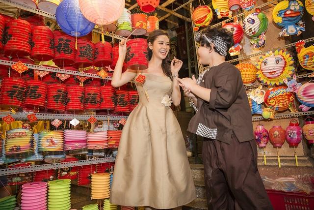 Dọn ra ở riêng giữa tin chồng cũ có tình mới, Trương Quỳnh Anh bình yên bên con - 7