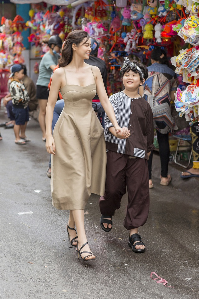Dọn ra ở riêng giữa tin chồng cũ có tình mới, Trương Quỳnh Anh bình yên bên con - 4