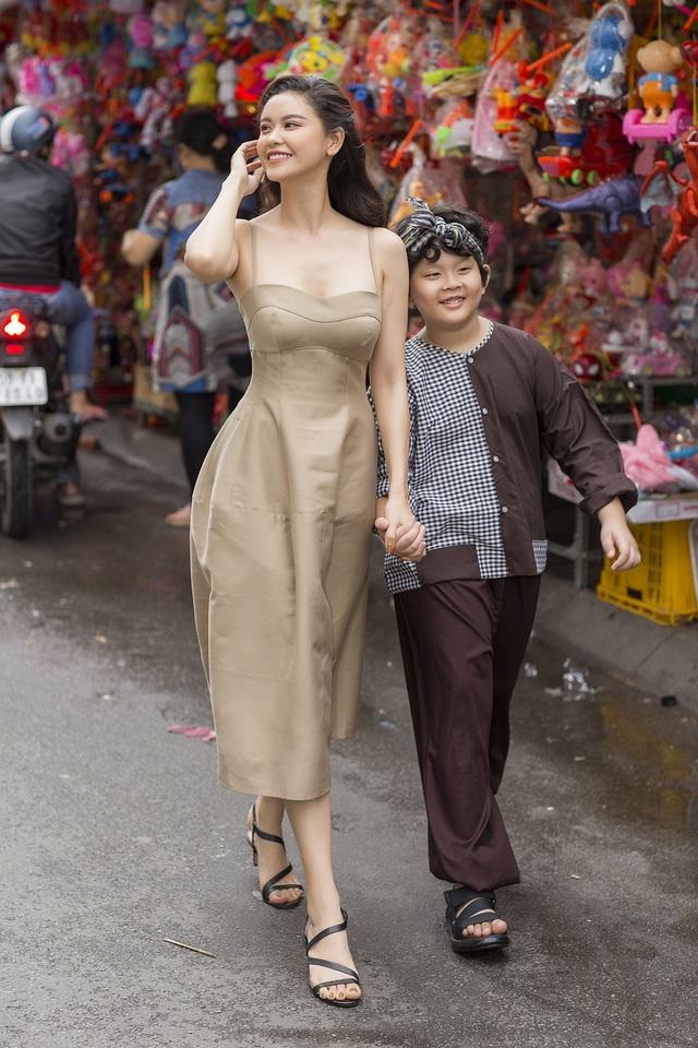 Dọn ra ở riêng giữa tin chồng cũ có tình mới, Trương Quỳnh Anh bình yên bên con - 8