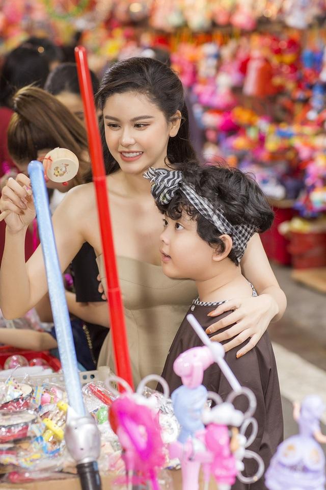 Dọn ra ở riêng giữa tin chồng cũ có tình mới, Trương Quỳnh Anh bình yên bên con - 11