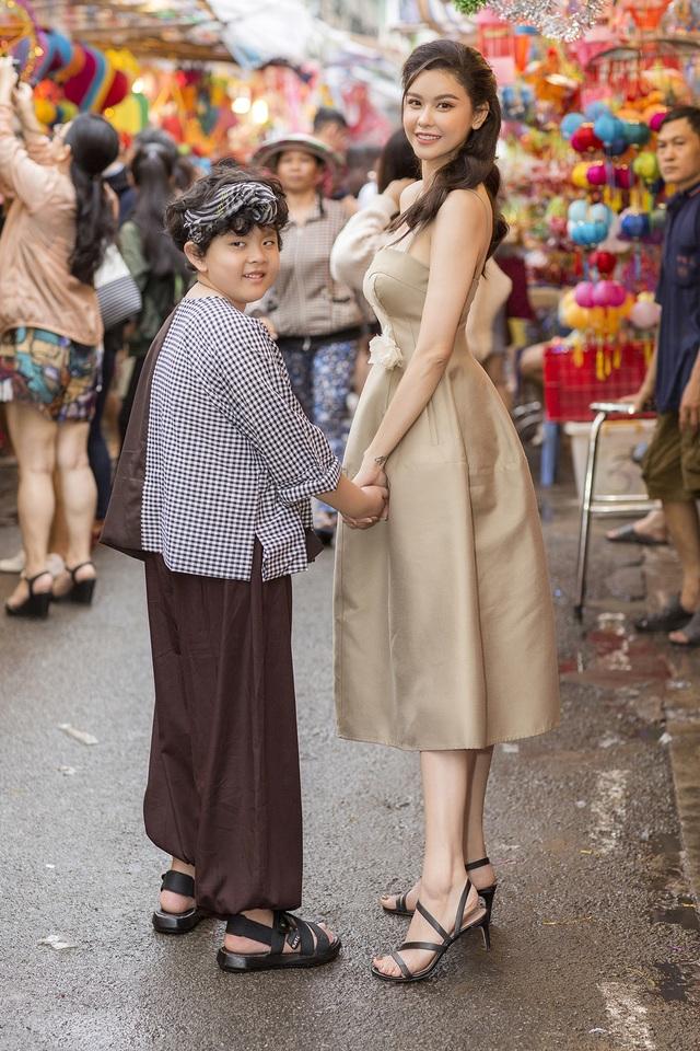Dọn ra ở riêng giữa tin chồng cũ có tình mới, Trương Quỳnh Anh bình yên bên con - 2