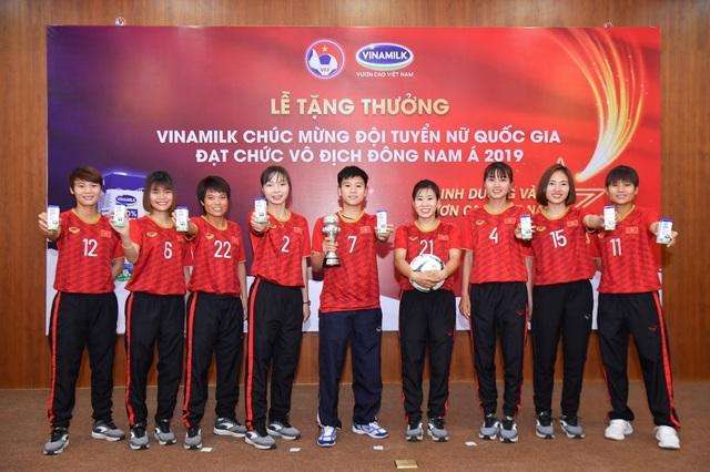 Bật mí dinh dưỡng vàng cùng đội tuyển bóng đá nữ quốc gia giành cúp vô địch Đông Nam Á  2019 - 1