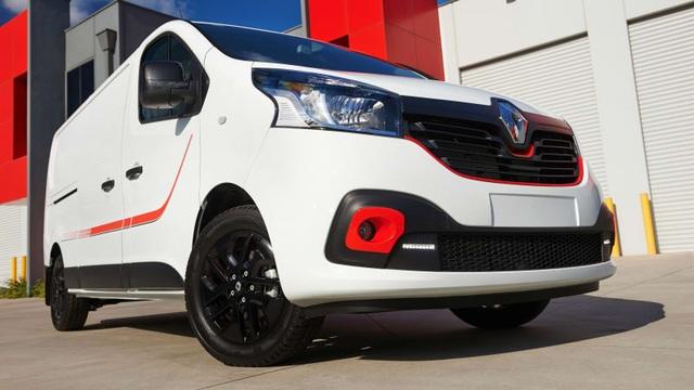 Mitsubishi cậy nhờ Renault để làm xe tải van - 1