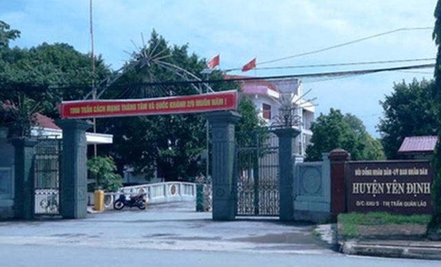 Vụ điều động GV ở Yên Định: Sẽ sớm xem xét trách nhiệm! - 1