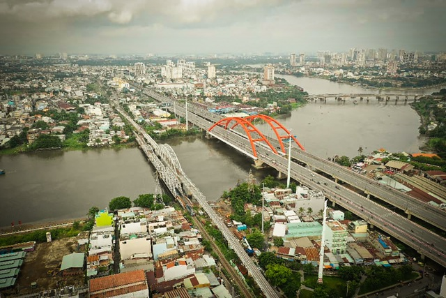 Cầu đường sắt trăm tuổi chính thức trở thành chứng nhân lịch sử của Sài Gòn - 1