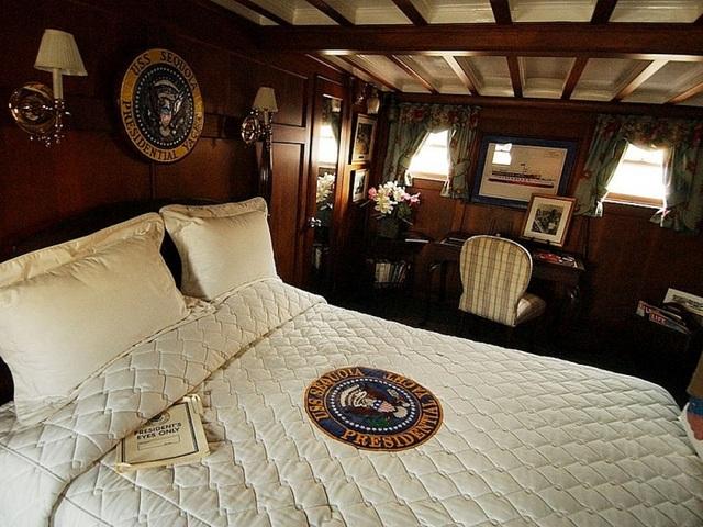 Khám phá USS Sequoia - du thuyền nổi tiếng nhất nước Mỹ gắn bó với các đời tổng thống - 1