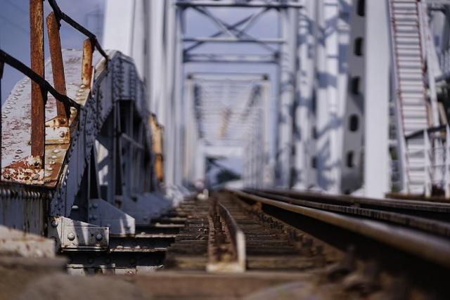 Cầu đường sắt trăm tuổi chính thức trở thành chứng nhân lịch sử của Sài Gòn - 13
