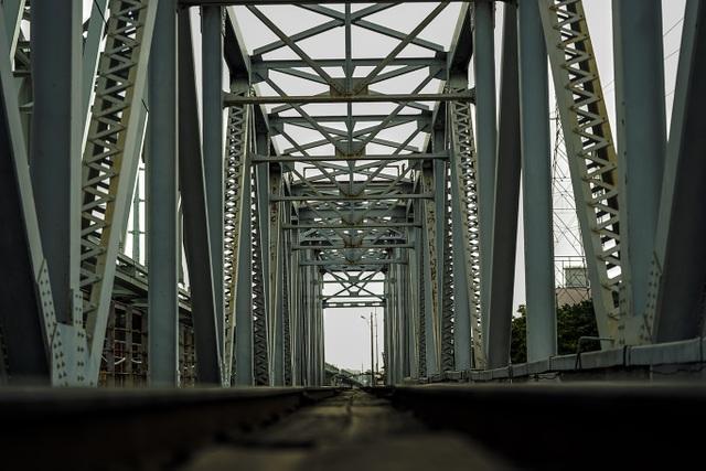 Cầu đường sắt trăm tuổi chính thức trở thành chứng nhân lịch sử của Sài Gòn - 14