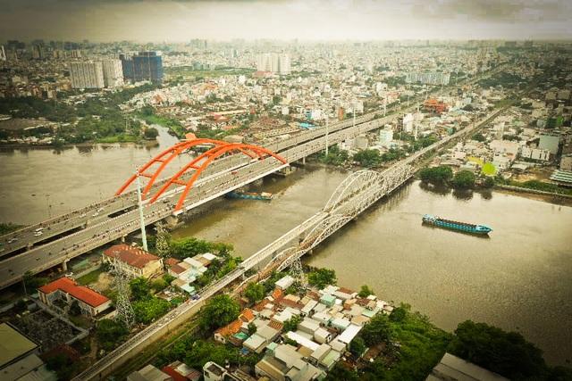 Cầu đường sắt trăm tuổi chính thức trở thành chứng nhân lịch sử của Sài Gòn - 2