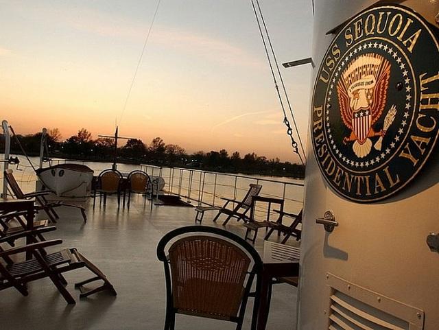 Khám phá USS Sequoia - du thuyền nổi tiếng nhất nước Mỹ gắn bó với các đời tổng thống - 2