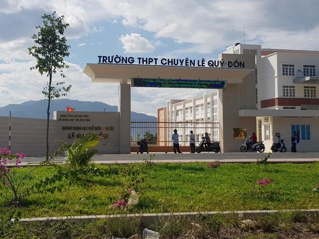 Ngôi trường ở Khánh Hòa có thí sinh lần đầu lọt vào trận chung kết năm Olympia - 1