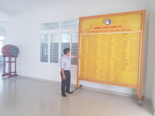 Ngôi trường ở Khánh Hòa có thí sinh lần đầu lọt vào trận chung kết năm Olympia - 4