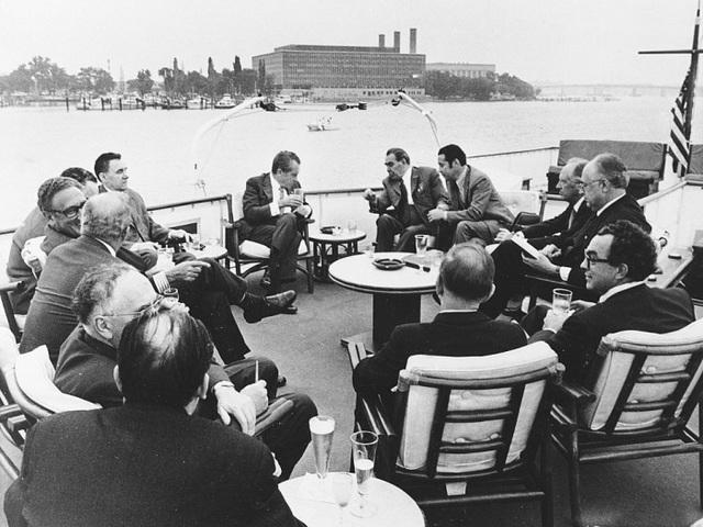 Khám phá USS Sequoia - du thuyền nổi tiếng nhất nước Mỹ gắn bó với các đời tổng thống - 5