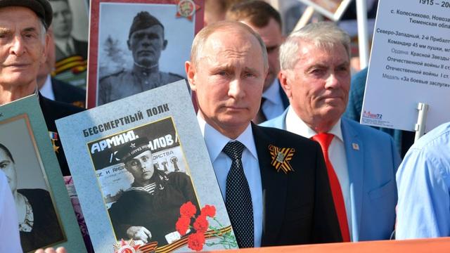 Những thói quen đặc biệt của Tổng thống Nga Putin - 3